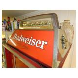 VIEW 2 BUDWEISER POOL TABLE LIGHT
