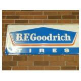 EMB. BF GOODRICH TIRES SIGN