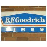 VIEW 2 CLOSE UP BF GOODRICH TIRE SIGN