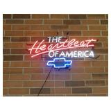 HEARTBEAT OF AMERICA CHEVY NEON