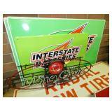 INTERSTATE BATTERIES SIGNS