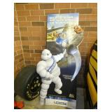 MICHELIN MAN STORE DISPLAY
