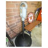 1 CENT EARLY PARKING METER