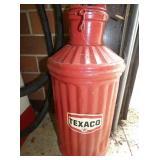 TEXACO 5G. GAS CAN
