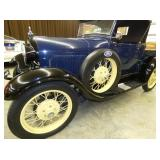VIEW 2 MODEL A FORD ROADSTER