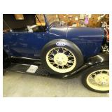 VIEW 6 CLOSE MODEL A ROADSTER