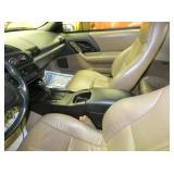 VIEW 9  CLEAN LEATHER INTERIOR