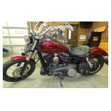 2017 Harley Davidson BOB MOTORCYCLE