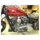 VIEW 2 Harley Davidson W/370 MILES