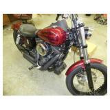 VIEW 6 LIKE NEW Harley Davidson BOB