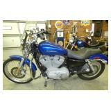 2008 Harley Davidson MODEL 883