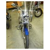 VIEW 7 FRONT SIDE O8 HARLEY