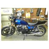 1982 HONDA MODEL 750 CLASSIC MOTORCYCLE