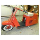 VIEW 2 1948 CUSHMAN RESTORED SCOOTER