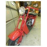 VIEW 2 FRONT SIDE ALL STATE SCOOTER