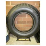 WESTERN AUTO TIRE DISPLAY