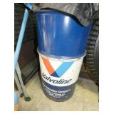 20G. VALVOLINE GREASE CAN