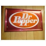 NOS DR. PEPPER SIGN