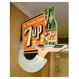7-UP FLANGE SIGN
