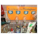 VIEW 2 W/ORG. WESTINGHOUSE SIGN