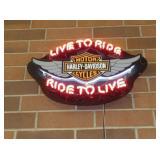 Harley Davidson RARE NEON