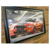 VIEW 2 SHELBY GT350 DEALER POSTER