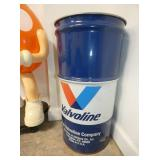20G. VALVOLINE METAL GREASE CAN