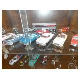 TEXACO NYLINT TRUCK/DANBURY MINT CARS