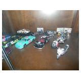 NASCAR COLLETOR CARS (1:24 SCALE)
