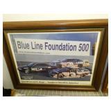 BLUE LINE FOUNDATION 500-SHERRIFF HEGE