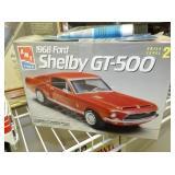 1968 SHELBY GT500 MODEL