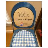 VIEW 2 CLOSE UP PEPSI COLA CHAIR
