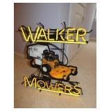 RARE WALKER MOWERS NEON SIGN