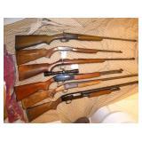 GROUP PHOTO OF GUNS