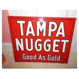 18IN. TAMPA NUGGET FLANGE SIGN
