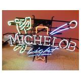 VIEW 2 MICHELOB W/4 COLORS