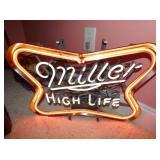 MILLER HIGH LIFE NEON