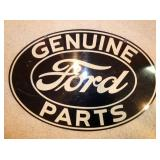 VIEW 2 OTHERSIDE FORD PARTS SIGN