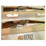 NIB HENRY SILVER BOY 22 W/BOX