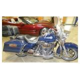 2006 HARLEY ROAD KING MOTORCYCLE