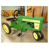 VIEW 2 John Deere 720 PEDAL TRACTOR