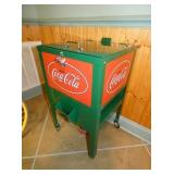 VIEW 2 COKE LIFT TOP ICE CHEST