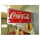 Coca Cola FLANGE SIGN