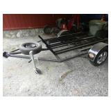 10FT. MOTORCYCLE TRAILER