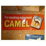 32X12 CAMEL CIGARETTE SIGN