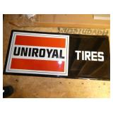 VIEW 2 CLOSE UP UNIROYAL TIRES