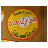 23IN. EMB. WHIZZER SIGN