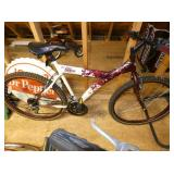 VIEW 2 DR. PEPPER BICYCLE