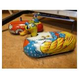 VIEW 2 SUPERIOR TOYS FRICTION DUCK