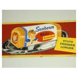 VIEW 2 CLOSE UP SUNBEAM SIGN